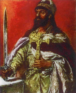 Miezko I King of Poland