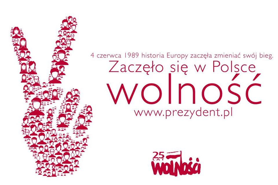 Poland - 25 years of free elections