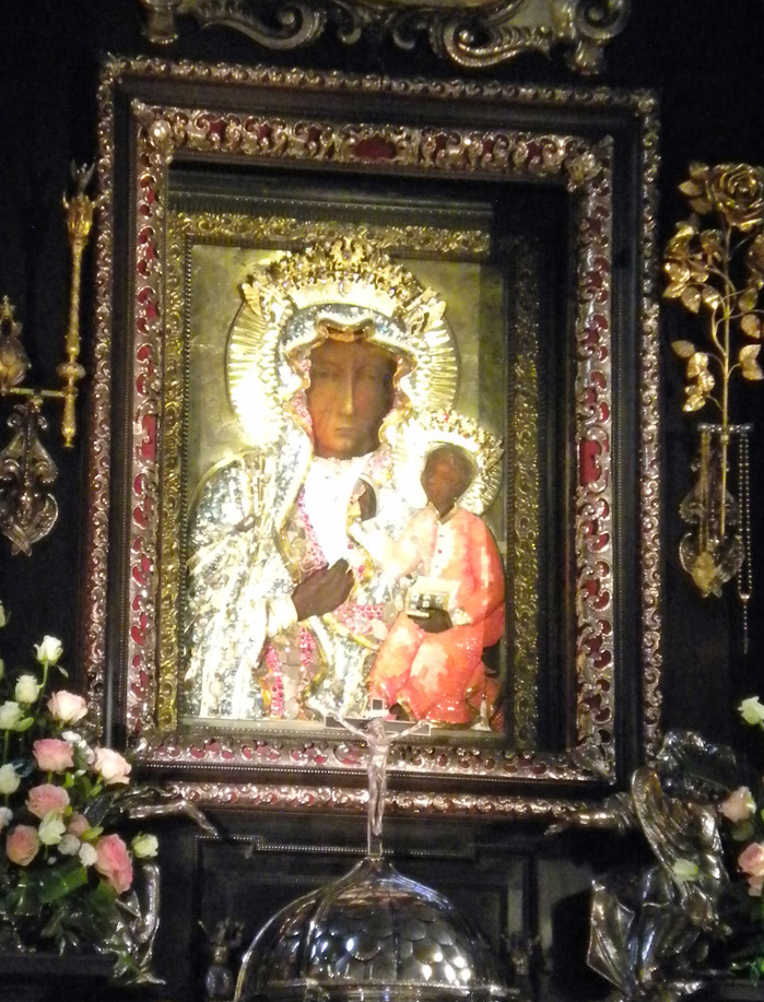The-Black-Madonna-of-Czestochowa