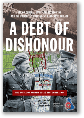 Arnhem - A Debt of Dishonour