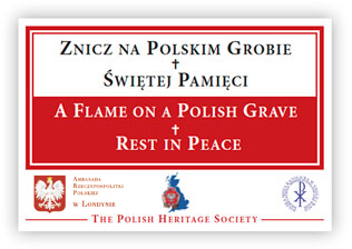 Download Polish Flame candle label