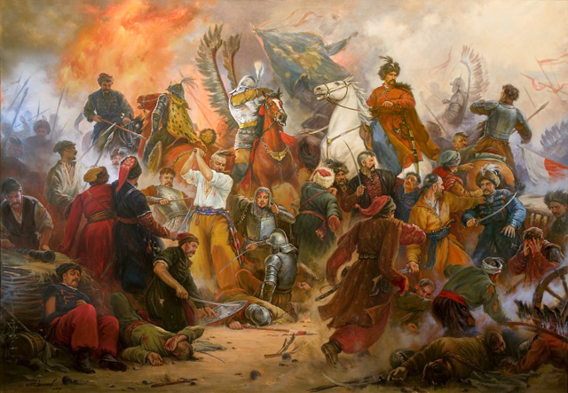 Battle of Berestechko 1651